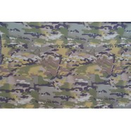 Oxford 600D PVC Multicam