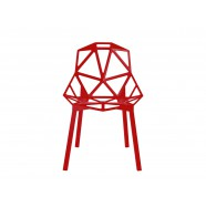 Стул Chair One Red