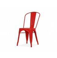 Стул Tolix Chair Red
